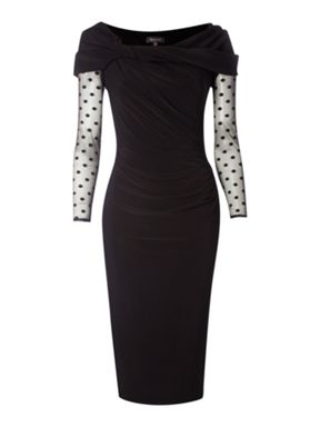 House of Fraser Pied a Terre Dress