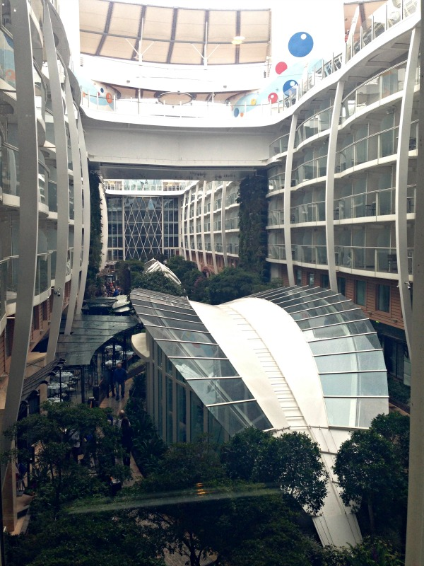 Central Park Oasis of the Seas