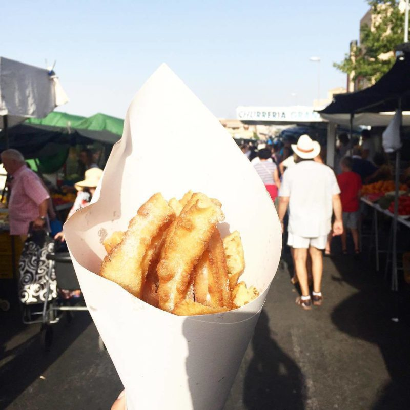 Churros are life what I would give to have ahellip