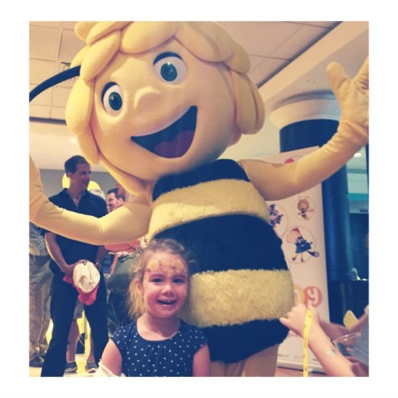 Boo-meeting-Maya-The-Bee-London